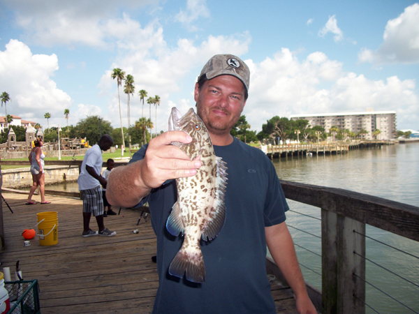 Report new smyrna south causeway fishing from florida for New smyrna fishing report